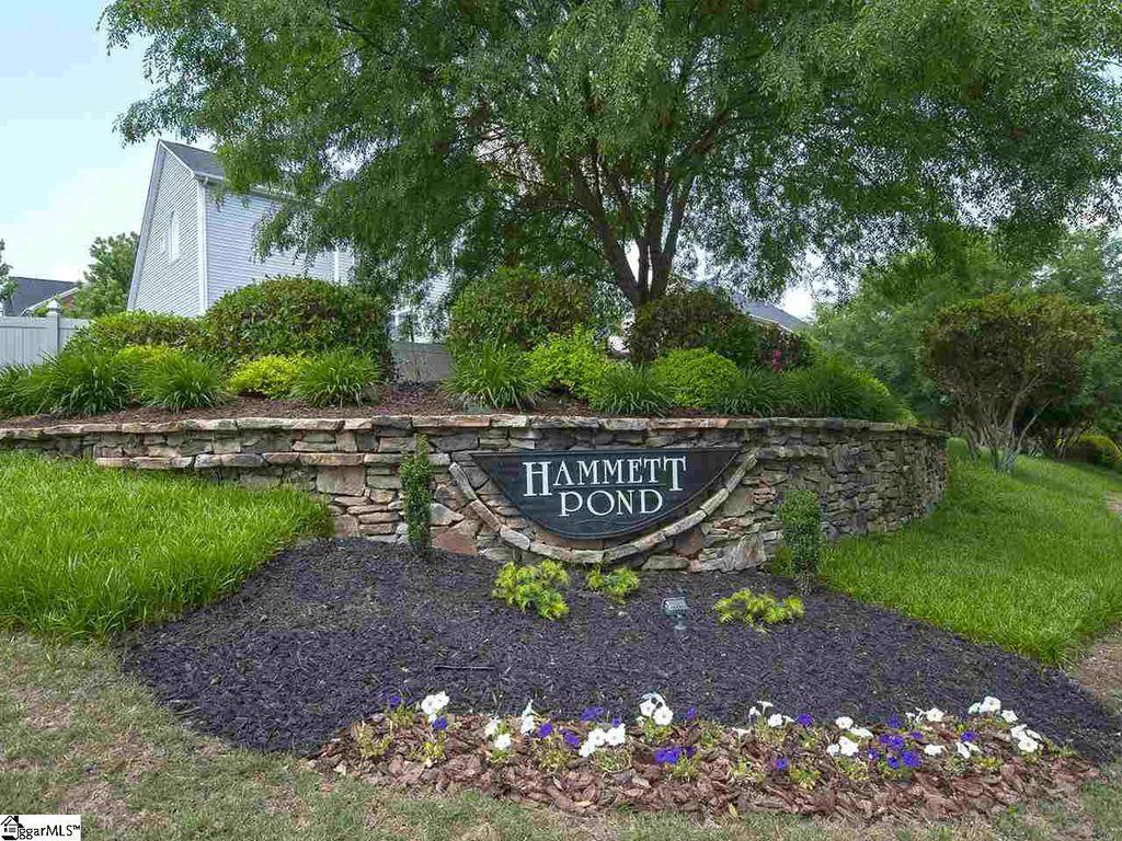 Hammett Pond HOA